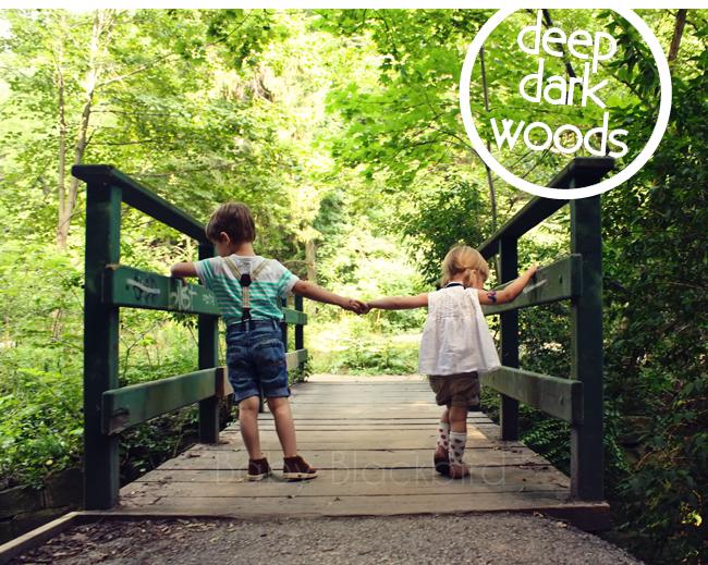 little style: deep dark woods