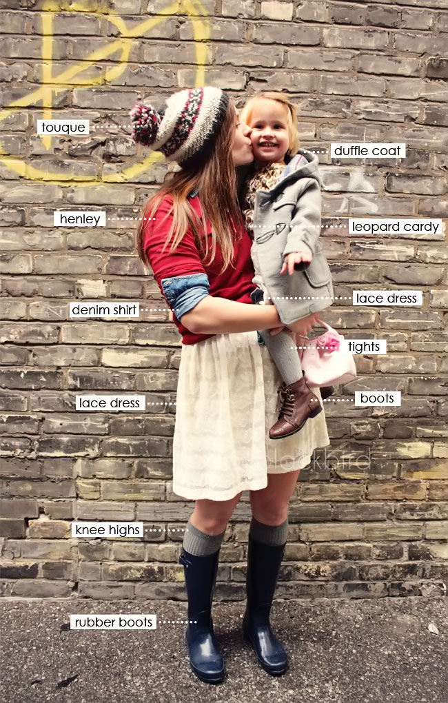 kids style, family style, mom style, like mother like daughter style, casual contemprary style