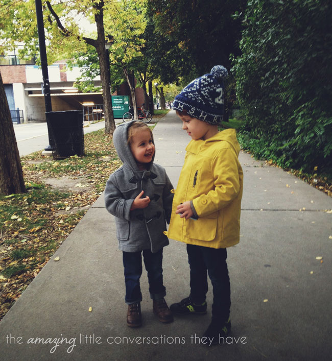 little toddler conversations, kids style, little style, rememeber moments forever