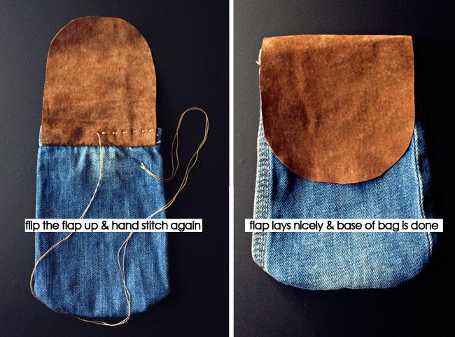 diy little girl handbag, handmade handbag