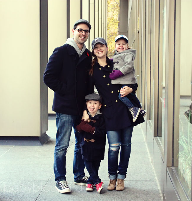 family style, kids style, young family, stylish family, family fashions