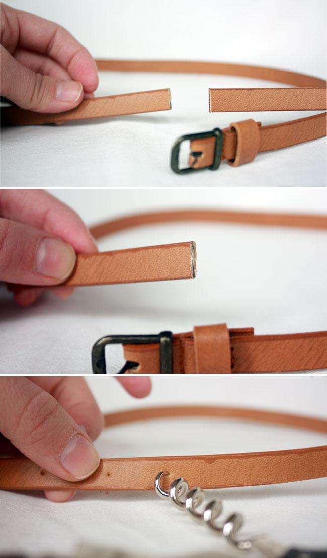 kids style, kids clothing diy, diy toddler belt, kidswear, make a toddler belt