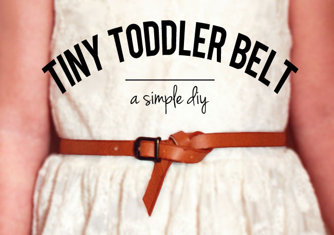 kids style, kids clothing diy, diy toddler belt, kidswear, make a toddler belt