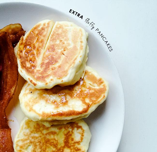pancake WHAT WE EAT