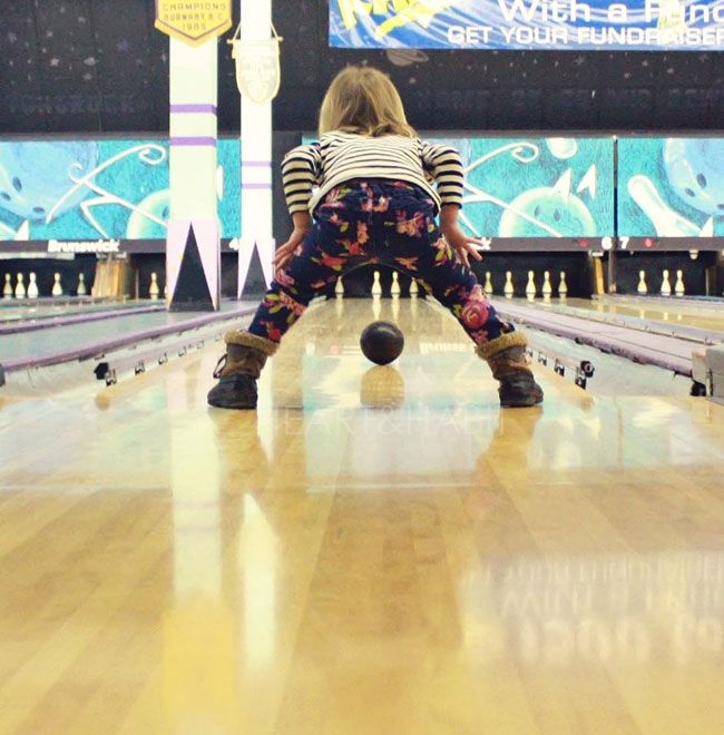 family bowling, urban family, family fun, stylish family, weekend, simple family