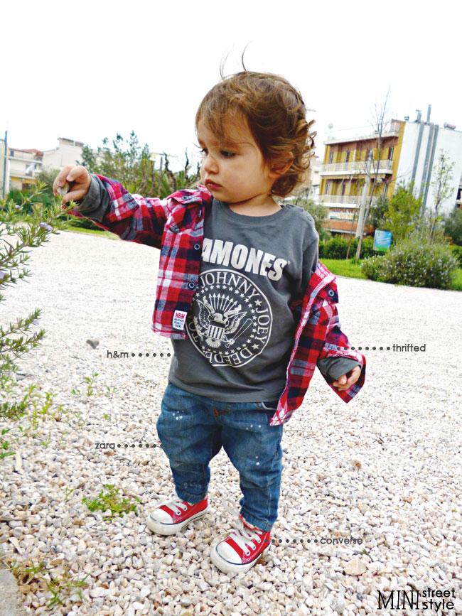 mini street style, kids street style, real life kids style, kidswear