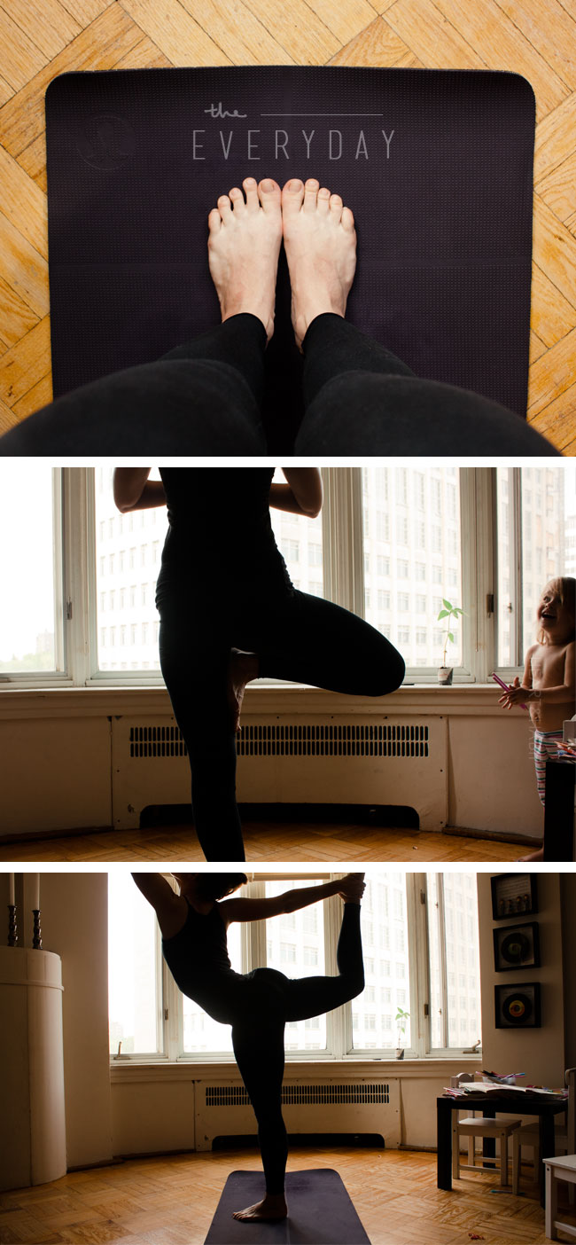 daily yoga practice, everyday moments, enjoying the little things, daily yoga, yoga at home, yoga with kids
