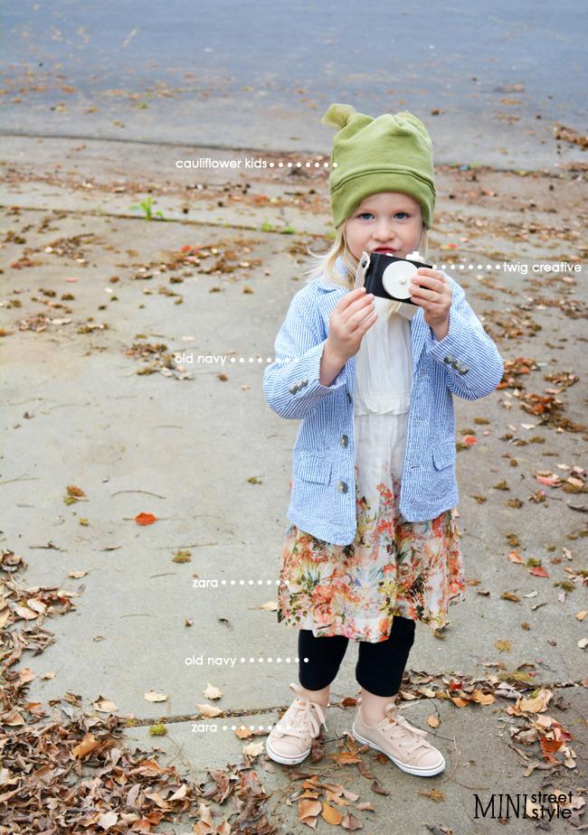 mini street style, kids street style