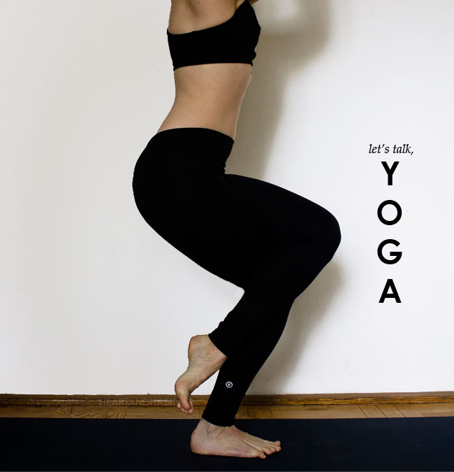 let's talk #yoga
