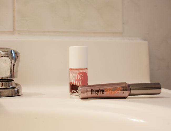 benefit-mascara-and-lip-tint