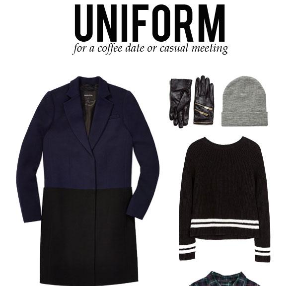 the uniform series