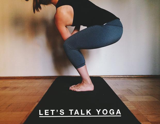 lets talk yoga
