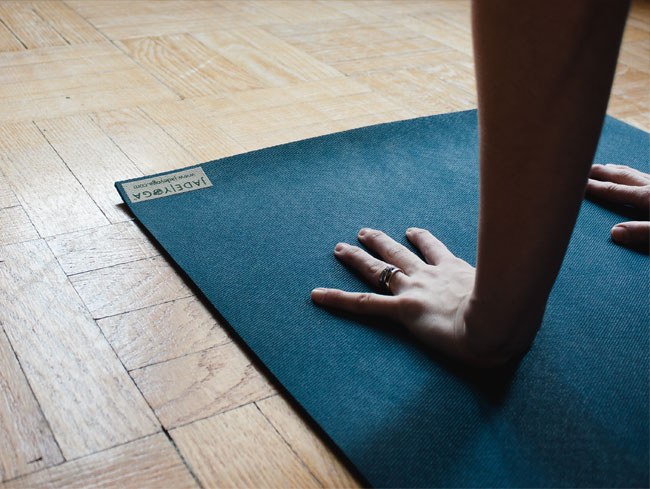#yoga for any budget