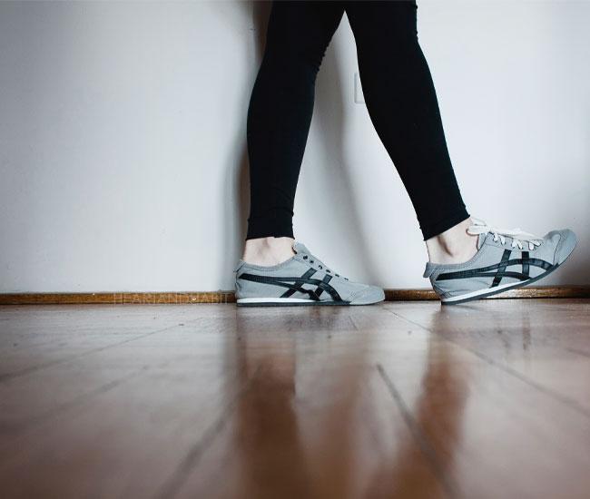onitsuka tiger sneakers, slip on sneakers