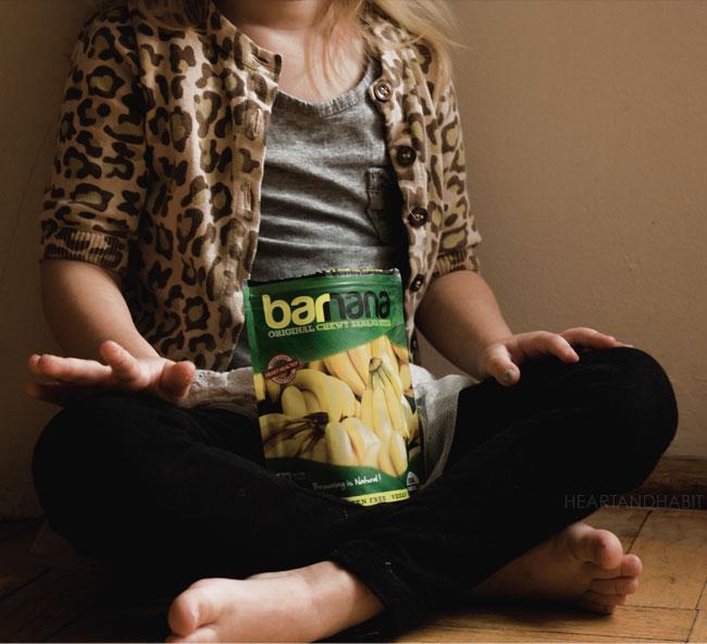 dried banana snacks, barnana