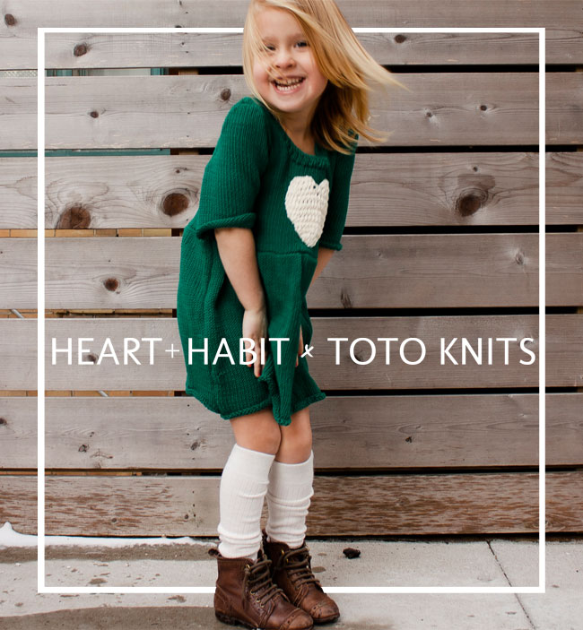 heart and habit for toto knits