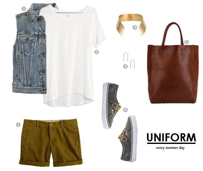 UNIFORM / every summer day