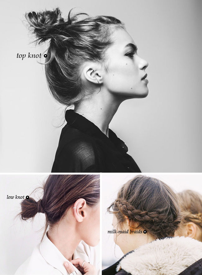 6 Great Everyday Hair Styles