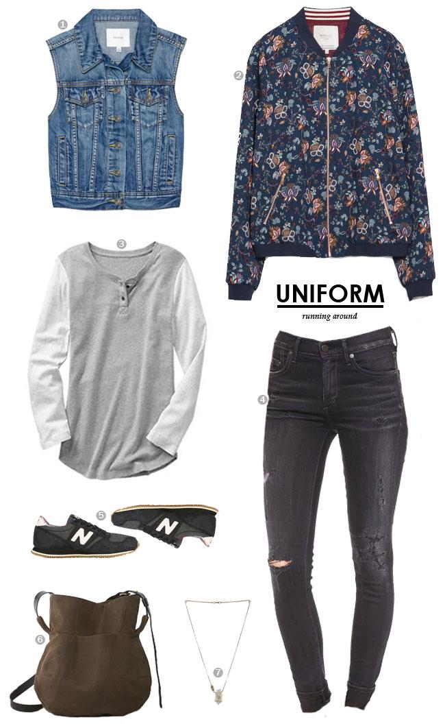 uniform-running-around