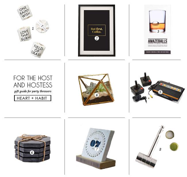 HOST OR HOSTESS | 2014 gift guide