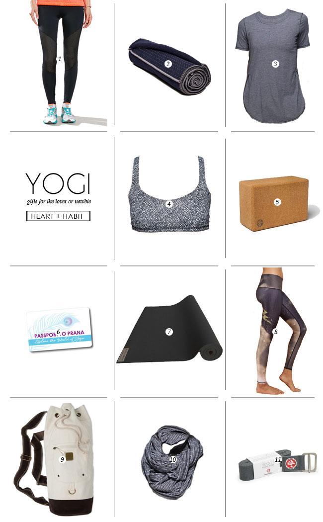 YOGI | 2014 gift guide