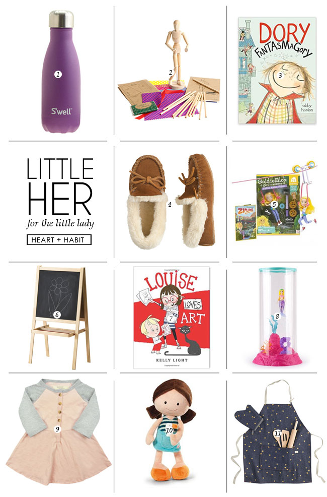 LITTLE HER | 2014 gift guide