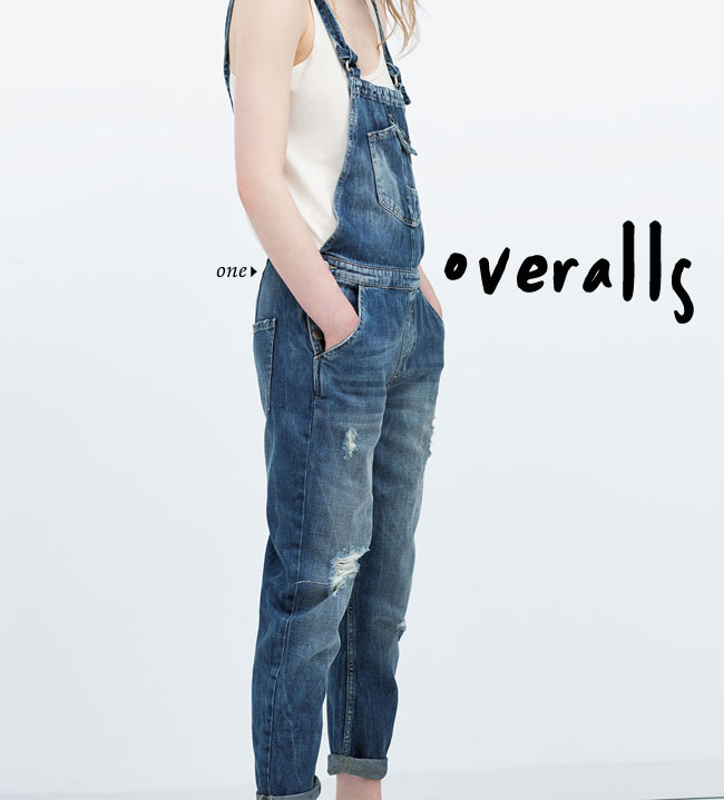 Spring Trends | overalls