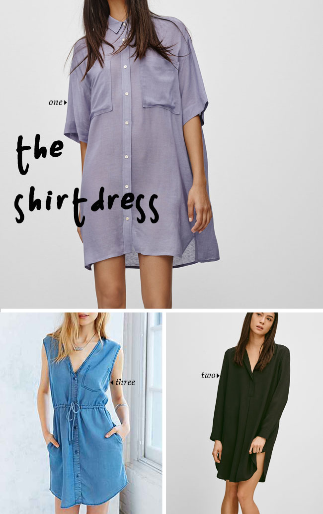 Spring Trends That Won't Feel Trendy | The Shirtdress