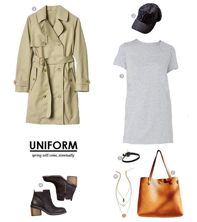Uniform / Spring