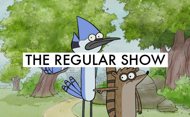 the regular show