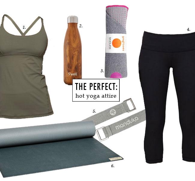The Perfect: Hot Yoga Attire