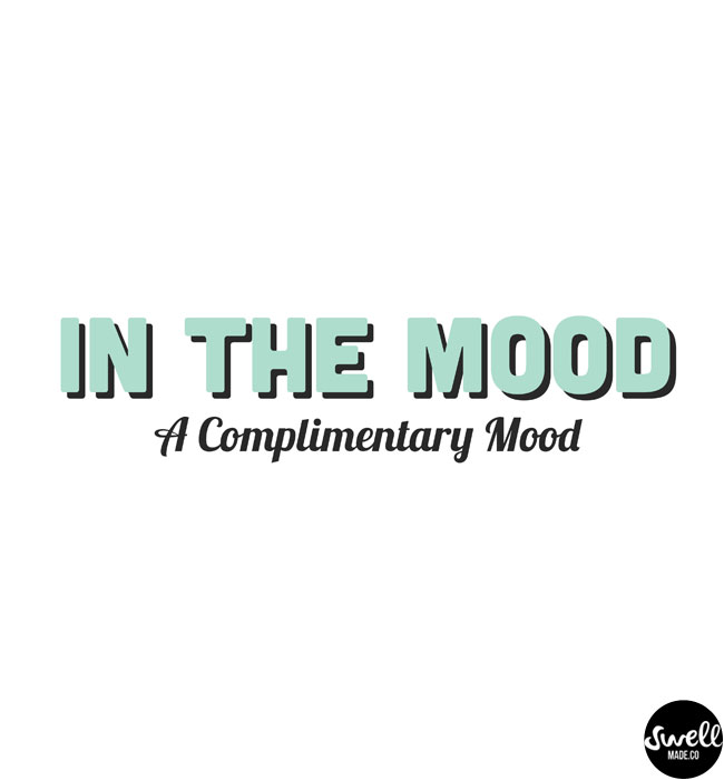 Lazy Girls Guide To Pairing Type   In The Mood