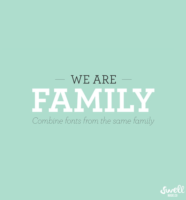 Lazy Girls Guide To Pairing Type | We Are Family