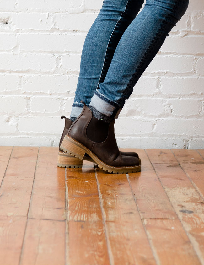 every day fall boots