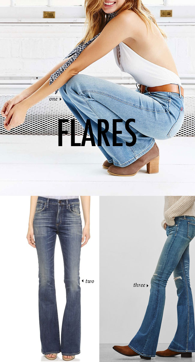 FALL WINTER 2015 TRENDS / flares #fallstyle