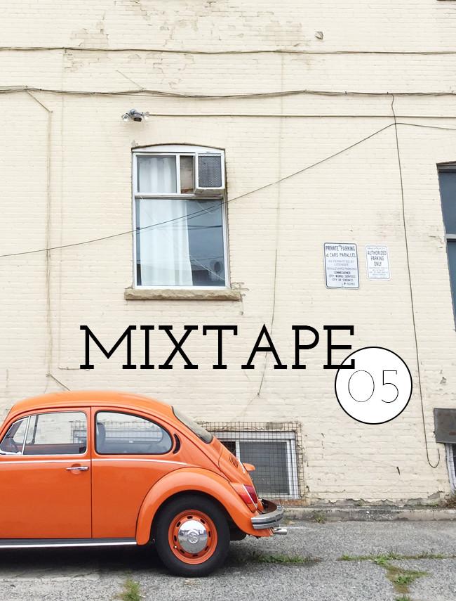 i made you a mix tape / 05 #newmusic #playlist