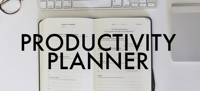 7 cool kickstarters_productvity planner