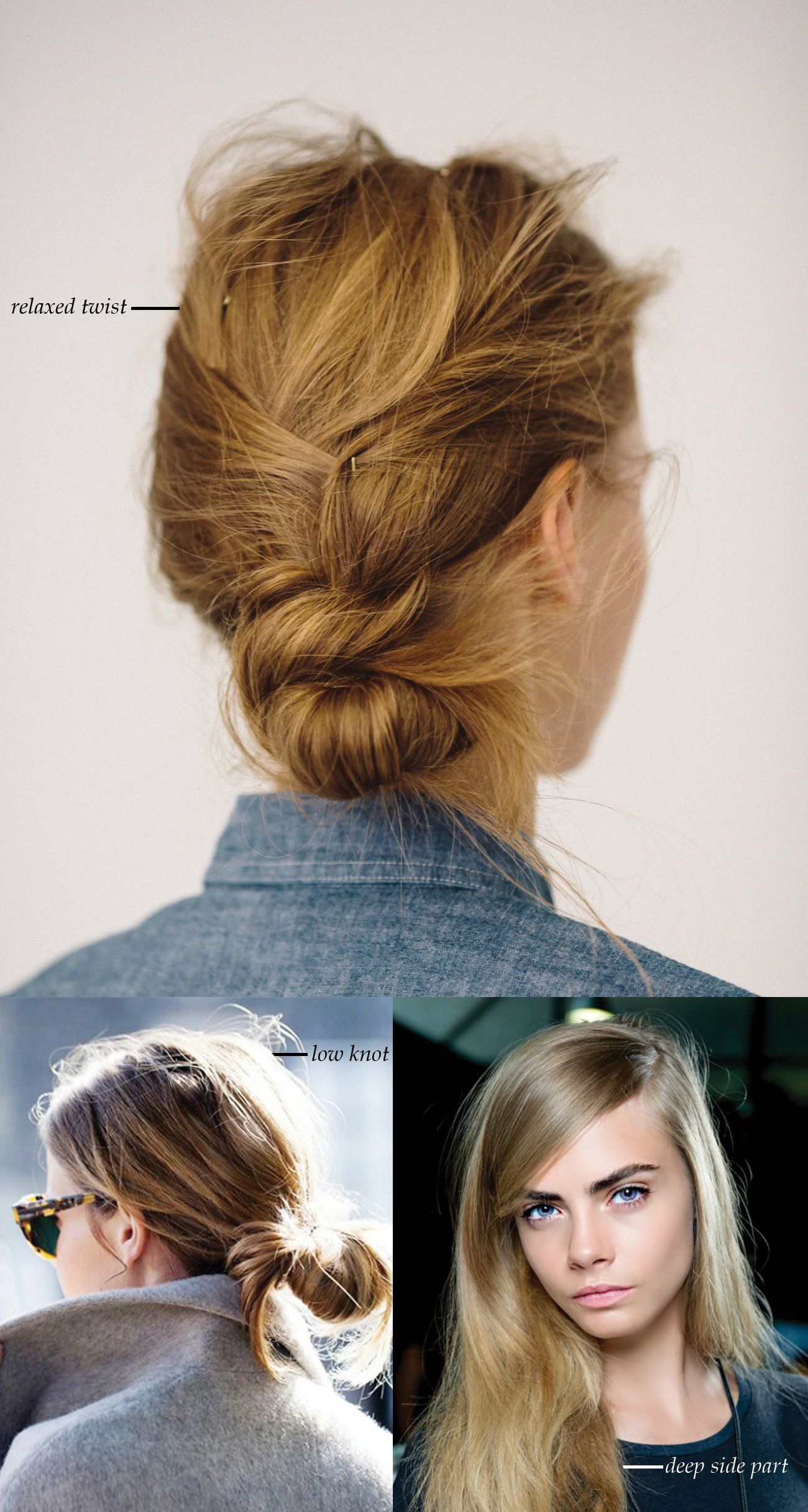 9 Easy And Great Fall Hair Styles #hair