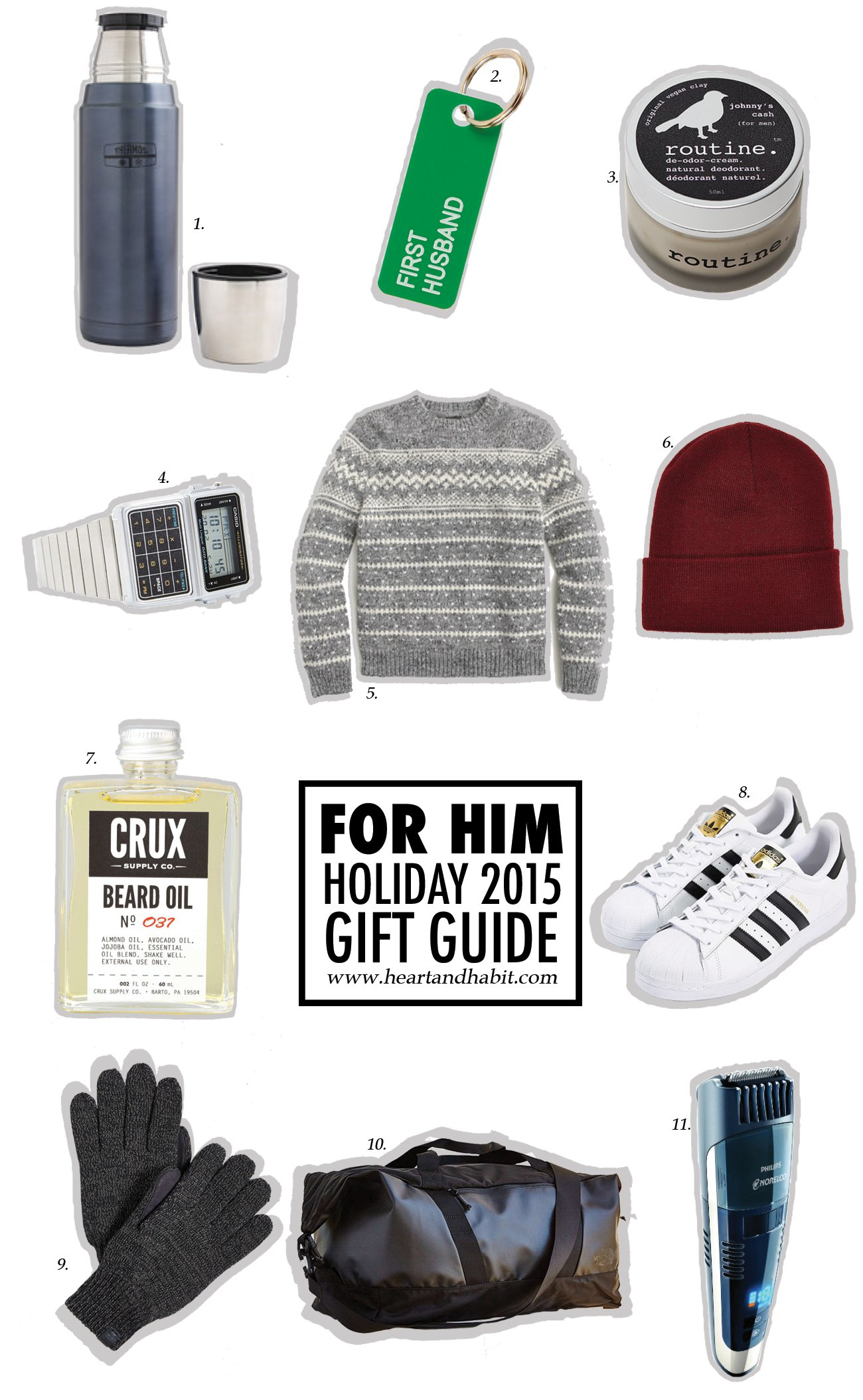 For Him | 2015 Holiday Gift Guide