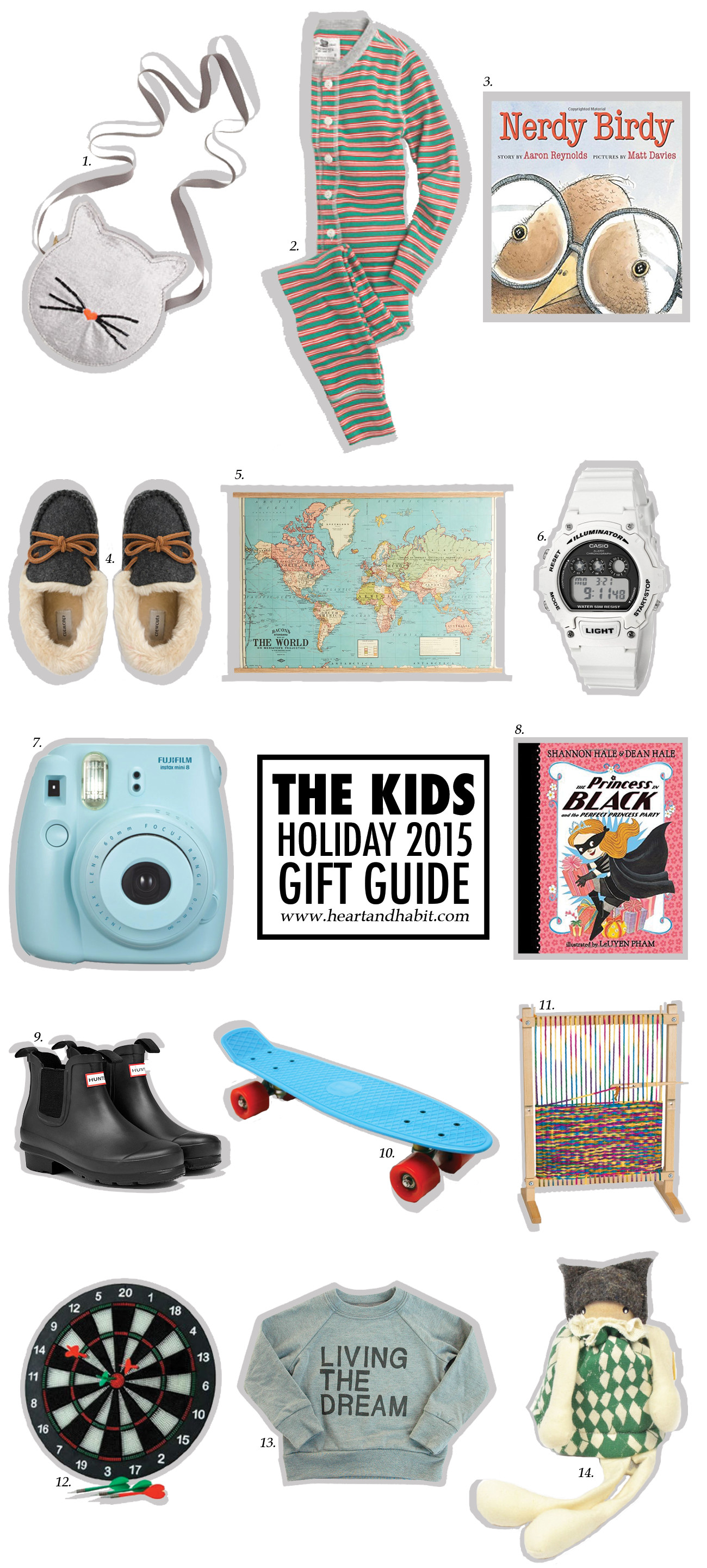 the kids | 2015 holiday gift guide