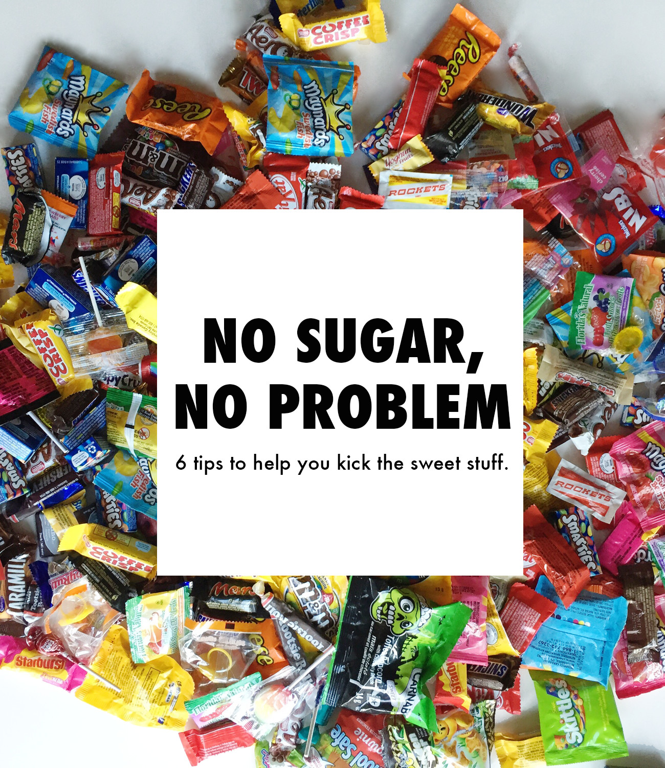 6 tips to help you kick a sugar habit