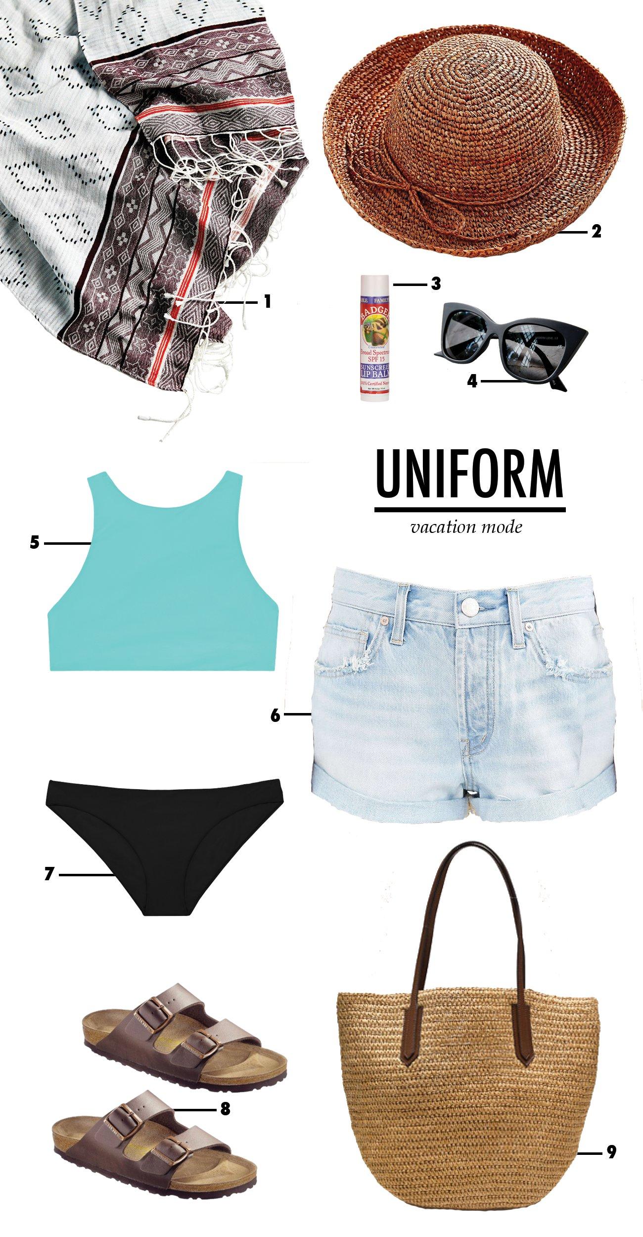uniform-set on vacation mode