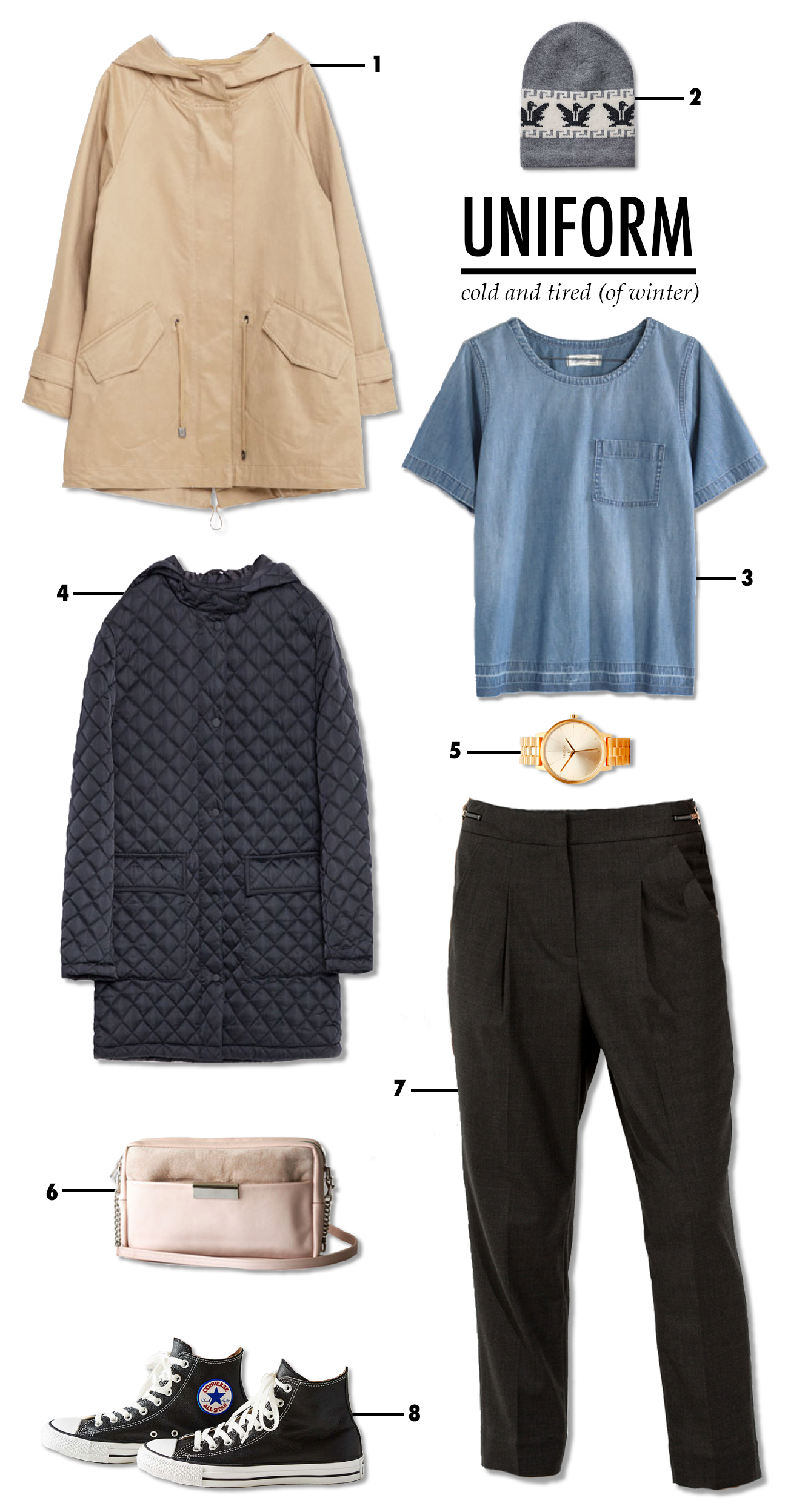 uniform #style