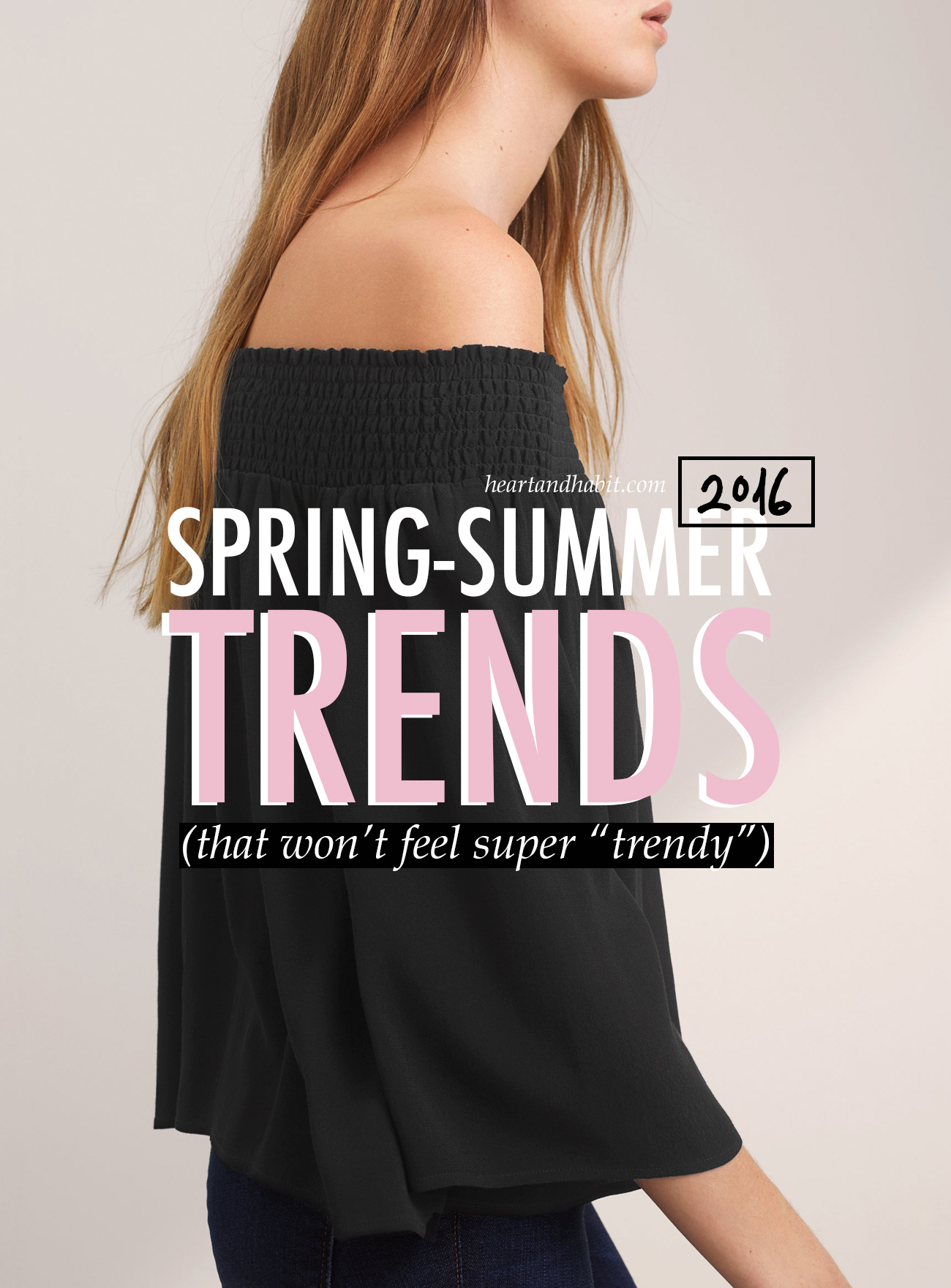 spring summer 2016 clothing trends #style #trends