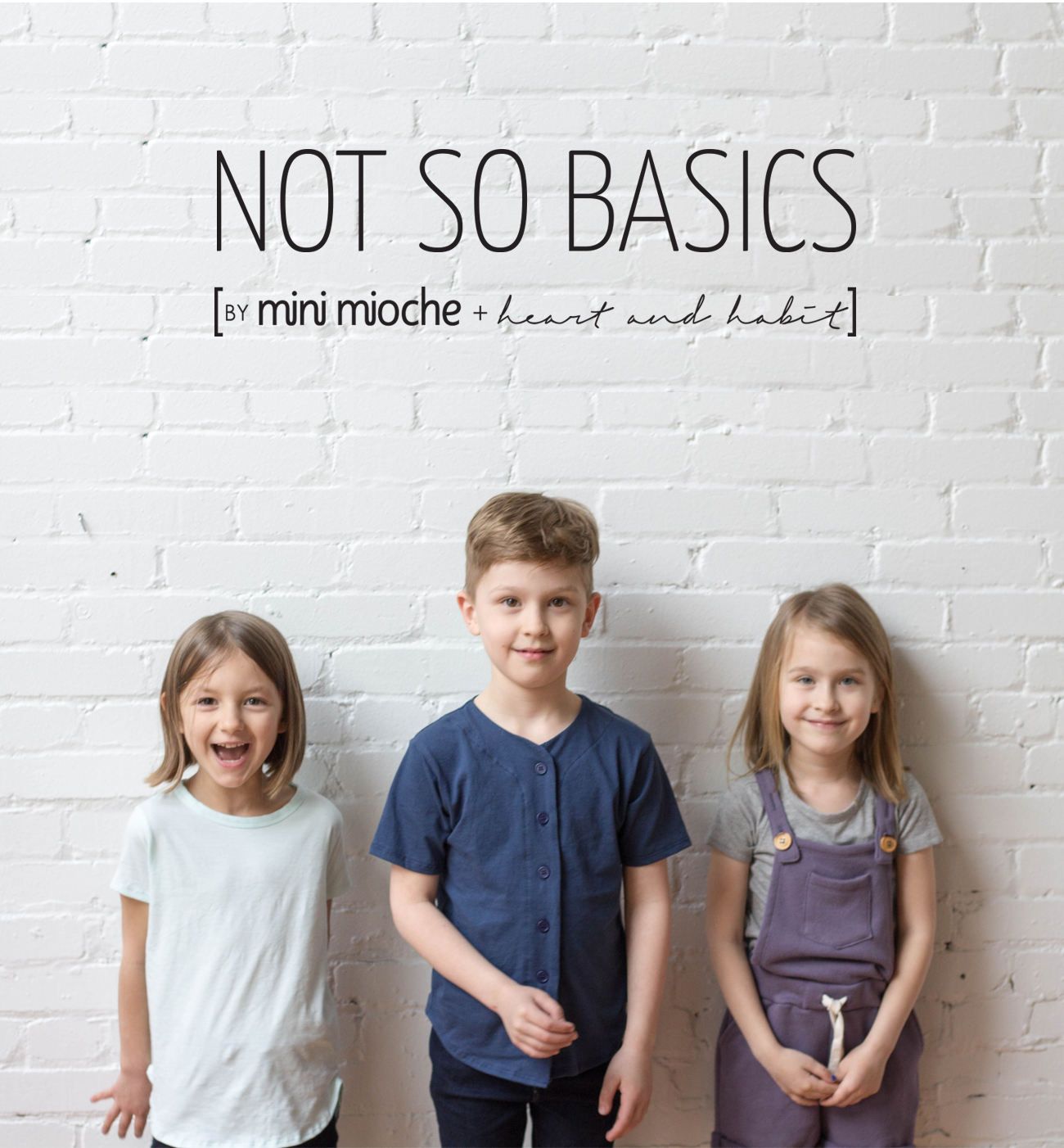 Not So Basics #kidsstyle #bestbasics