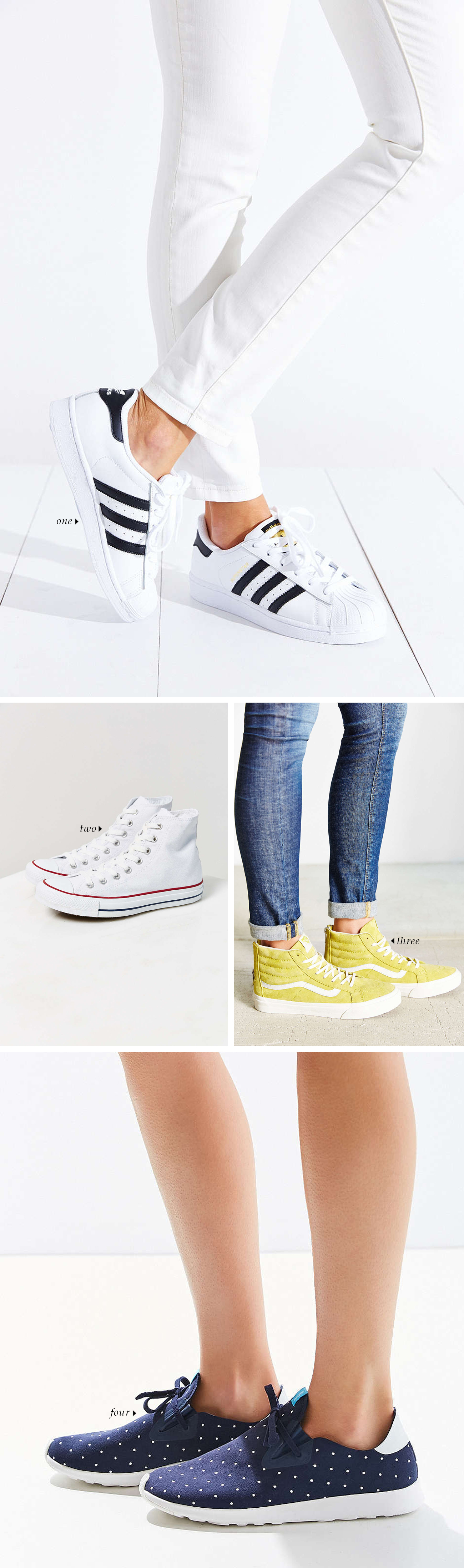 spring summer 2016 shoe trends | Sneakers