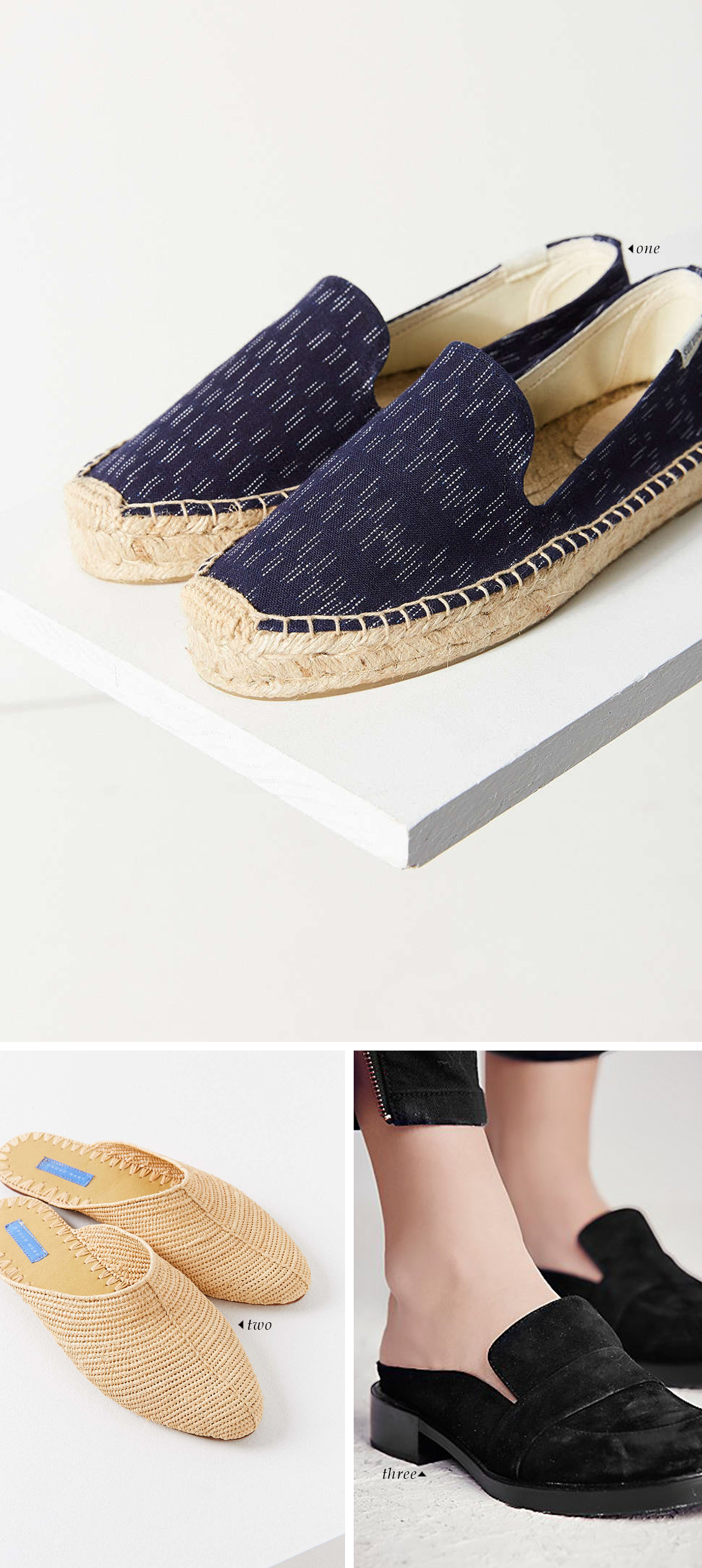 spring summer 2016 shoe trends | Slippers